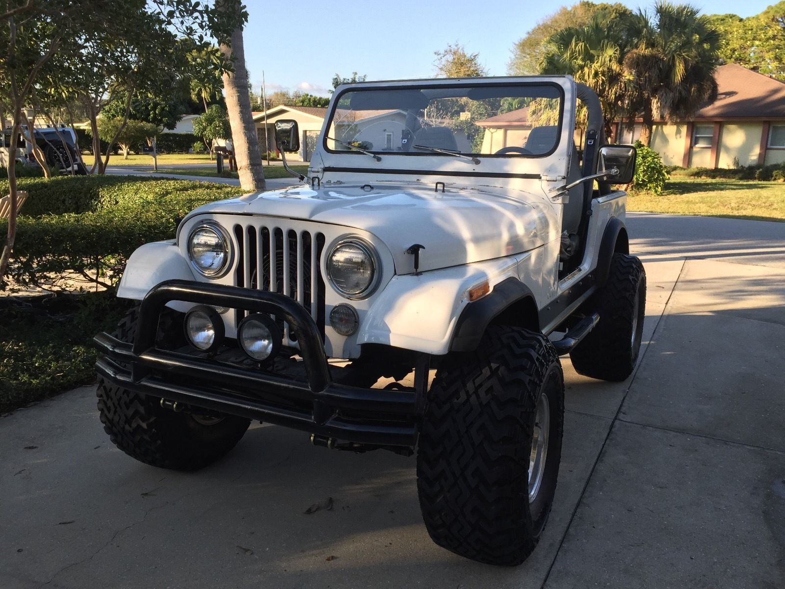 1985 Jeep CJ7 80s cars for sale Pinterest