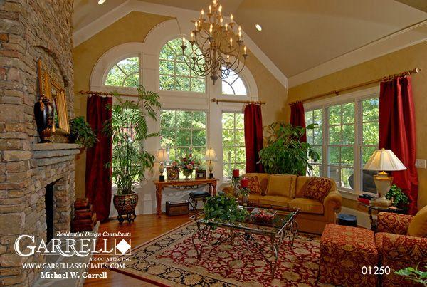 Garrell Associates, Inc.Belle Demure Lorraine House Plan ...