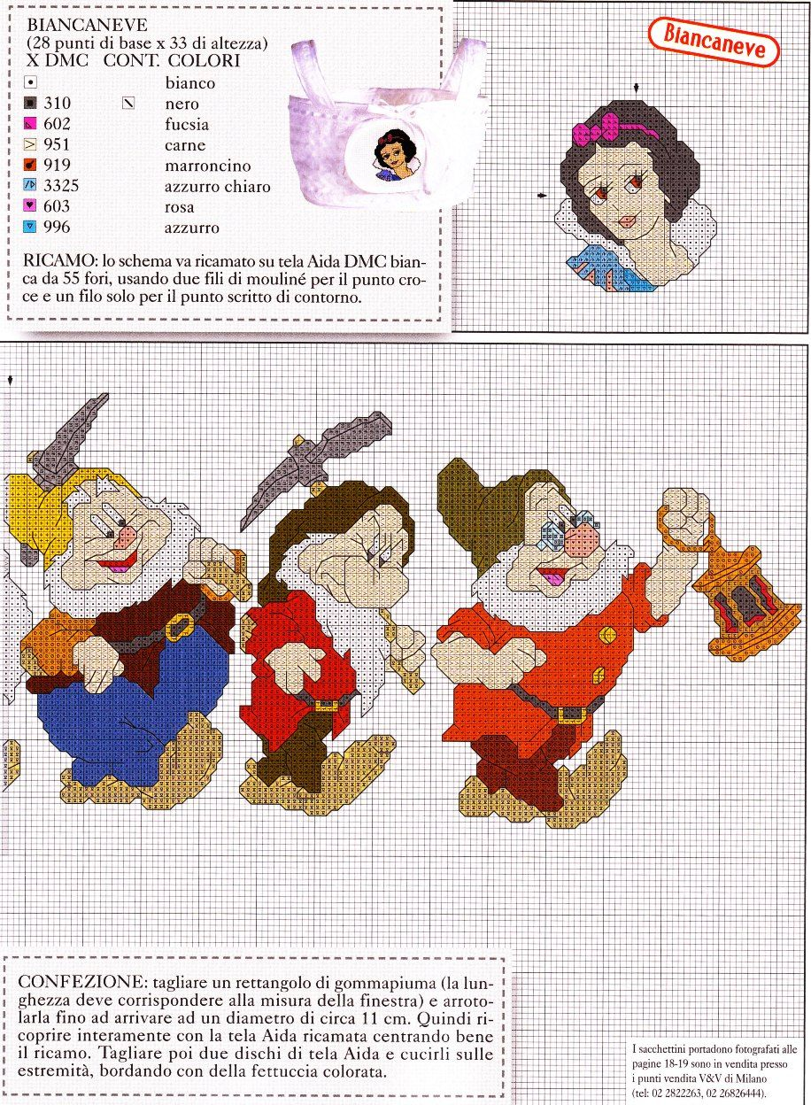Colorati D Azzurro Chiaro 166744-2bcc8-24891088- 916×1,248 pixels   disney cross
