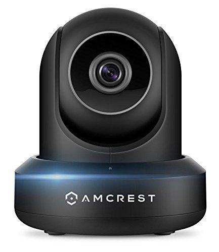 Amcrest UltraHD 2K (3MP/2304TVL) WiFi Video Security IP