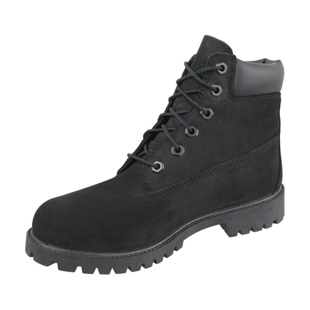 Buty Zimowe Timberland 6 In Premium Boot W 12907 Czarne Winter Boots Black Boots Sport Shoes Women