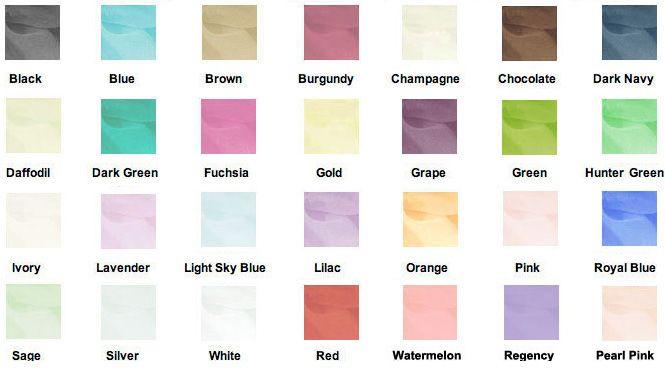 Jjshouse color chart coloringsite co