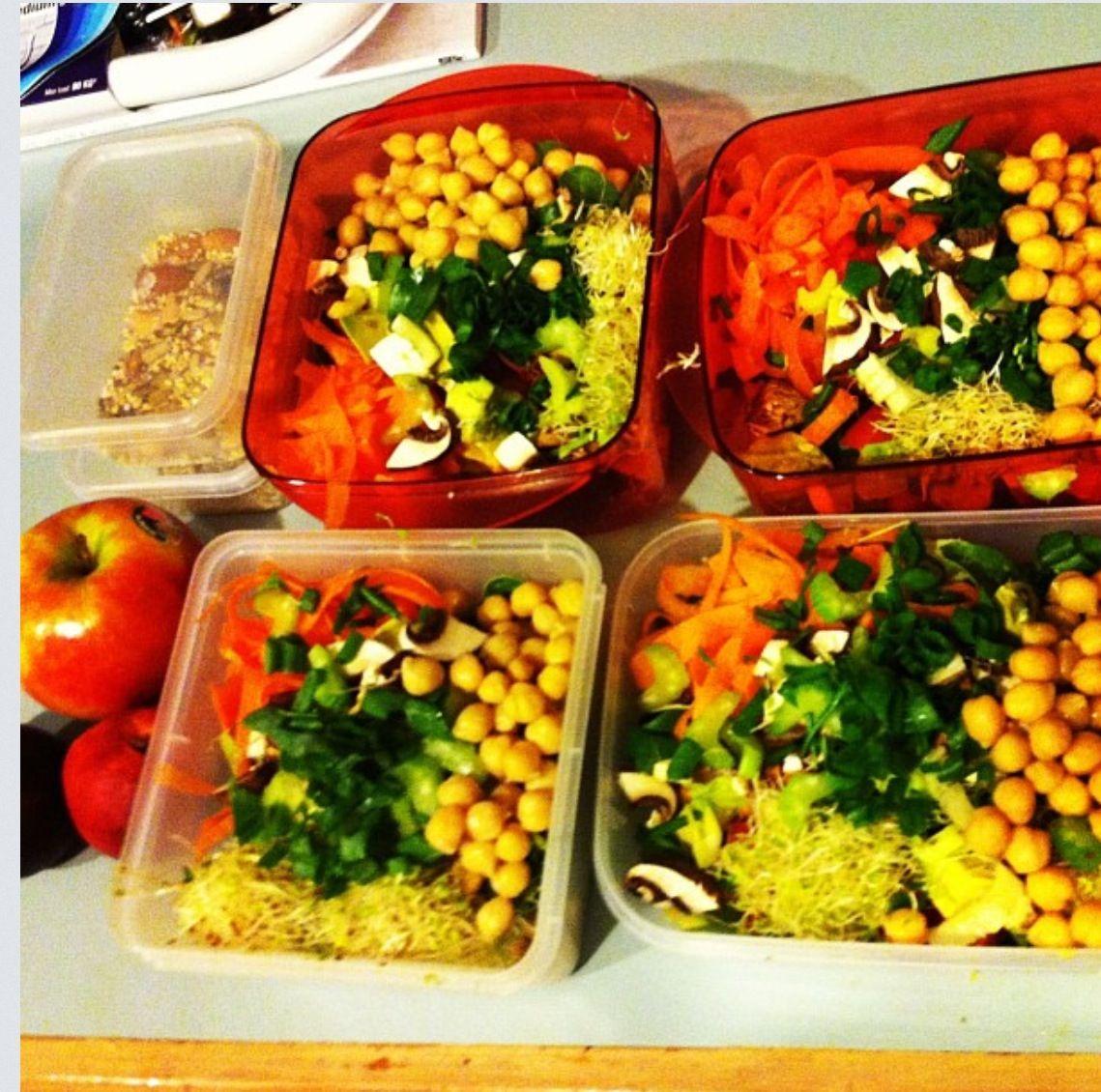 Best 25 vegan meal prep ideas on pinterest veggie meal for Cuisine vegan