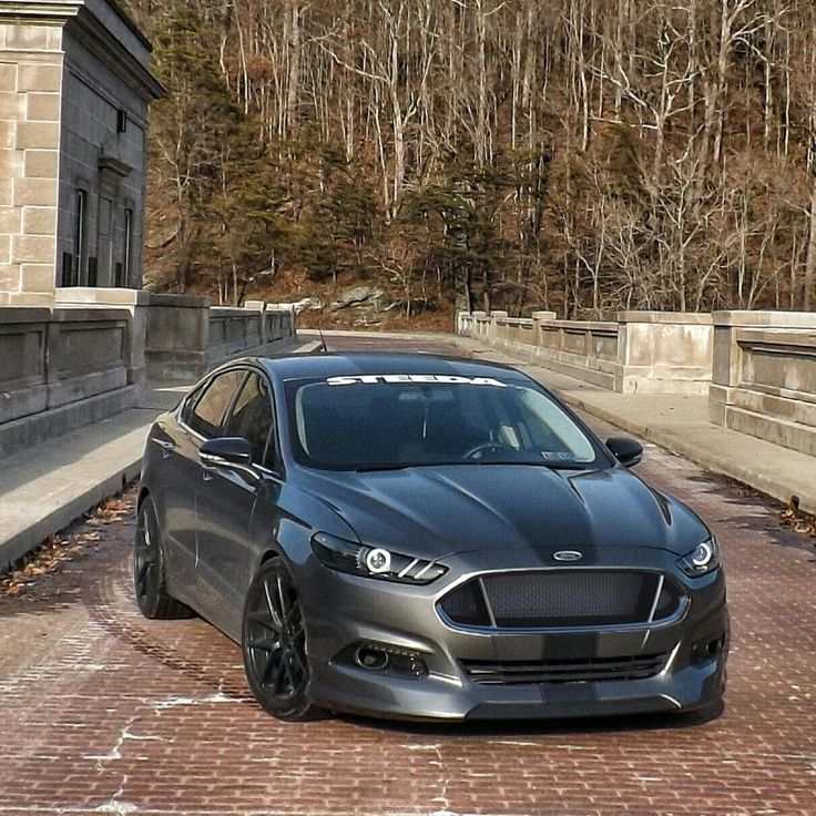 Nice Ford: Ford Fusion ST... Cars Check more at http://24car.top ...