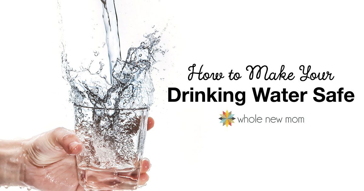 Find out How to Make Your Tap Water Safe to Drink! | Drinking water ...