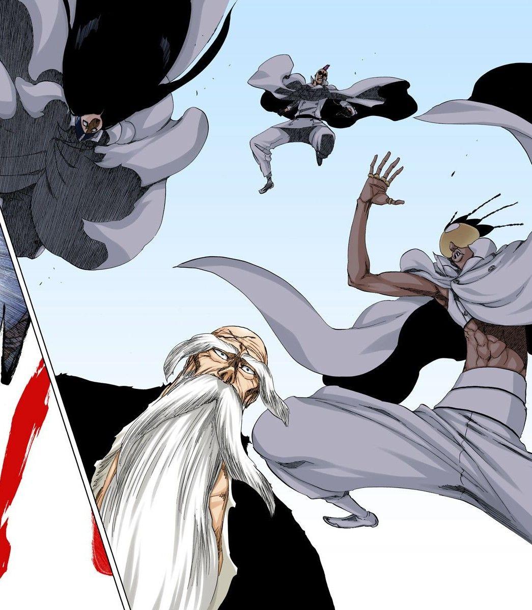 Thousand blood war arc Bleach Bleach Bleach anime