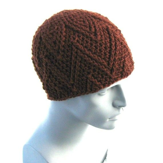 The Zig Beanie (AKA The Charlie Brown) - CROCHET PATTERN | Mütze ...