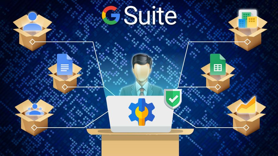 Few steps every GSuite administrator should know