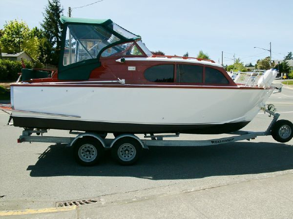1955 Chris Craft 22 Express Cruiser 22 Boat For Sale