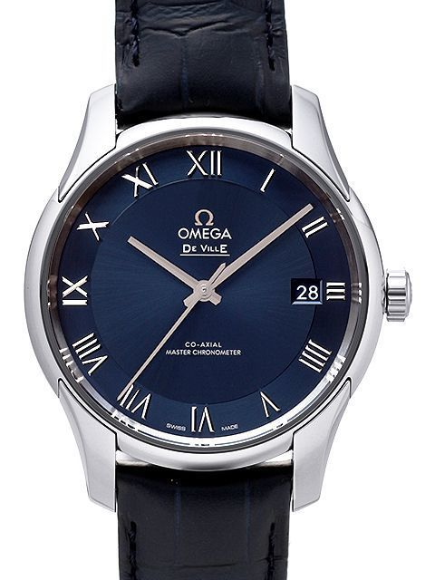Omega De Ville Co-Axial Master Chronometer 433.13.41.21.03.001