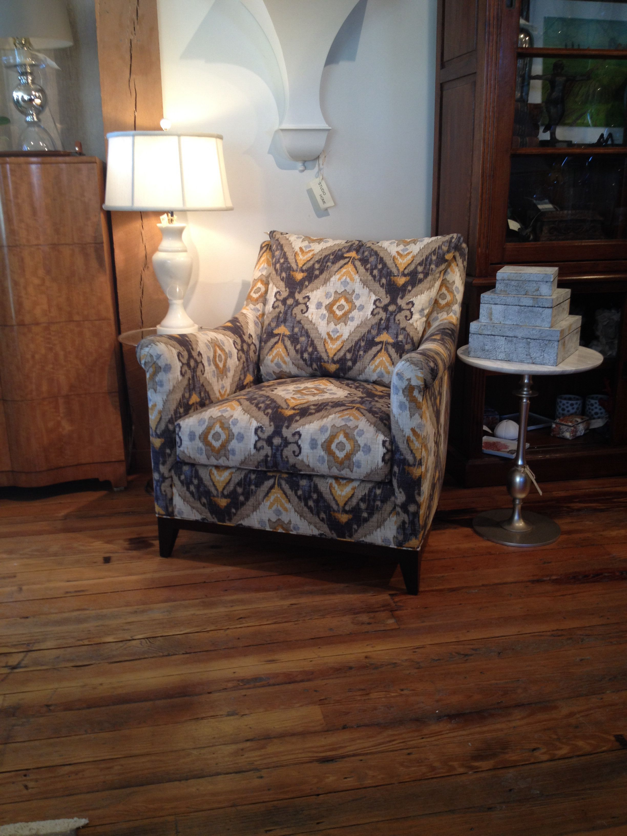 A Jules Chair Located At Studio Home In Columbia Mo