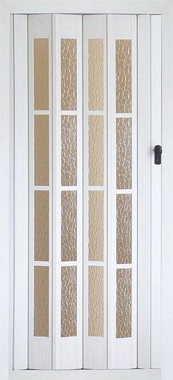 "2 990 rub Plastic door ""Accordion BEFORE"" (white …"