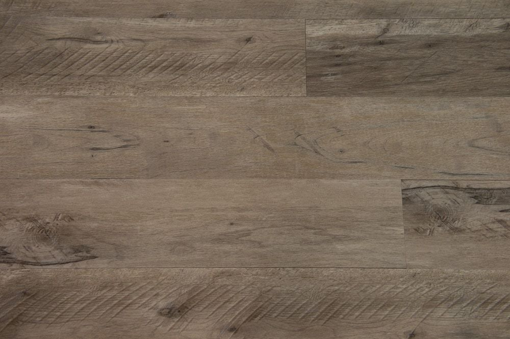 Casa moderna carolina hickory hand scraped luxury vinyl plank for Casa moderna hampton hickory