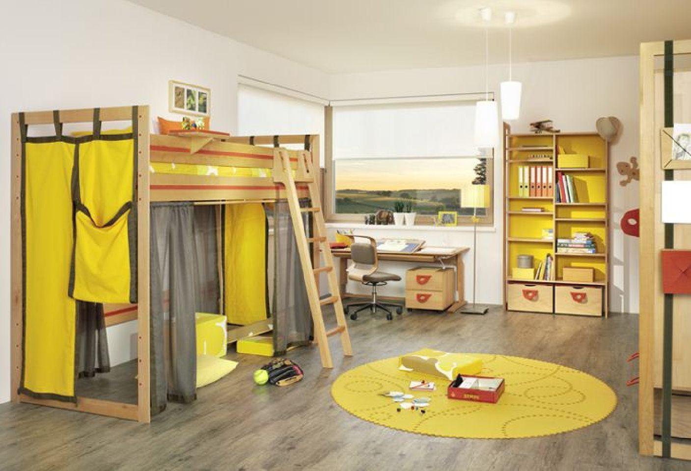 Boys Bedrooms Designs Unique Funky Kids Rooms With Tweaks Of Yellow  Bedroom Decor  Pinterest Decorating Inspiration