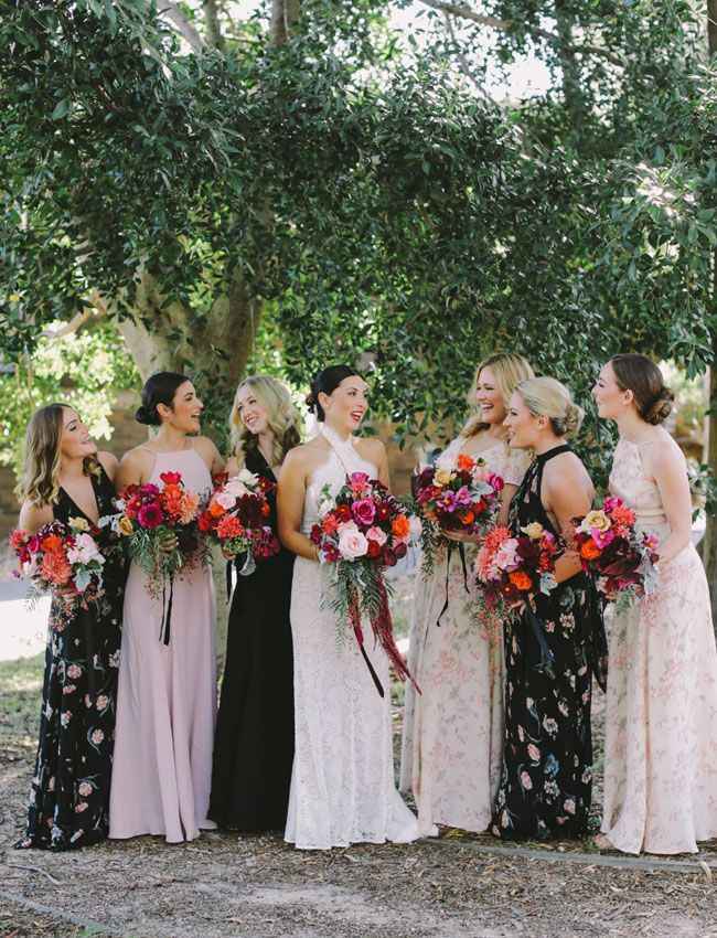 Pin On Bridesmaids Dresses Styling Inspiration