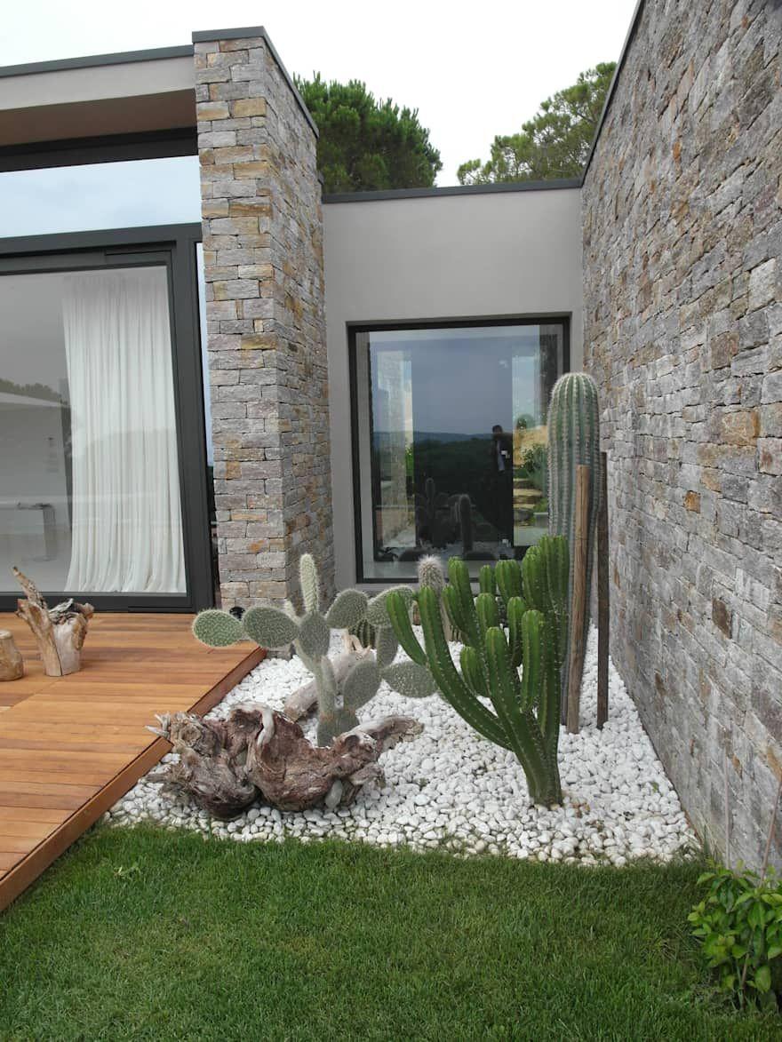 Giardino Moderno: Paesaggio, Idee e Foto l