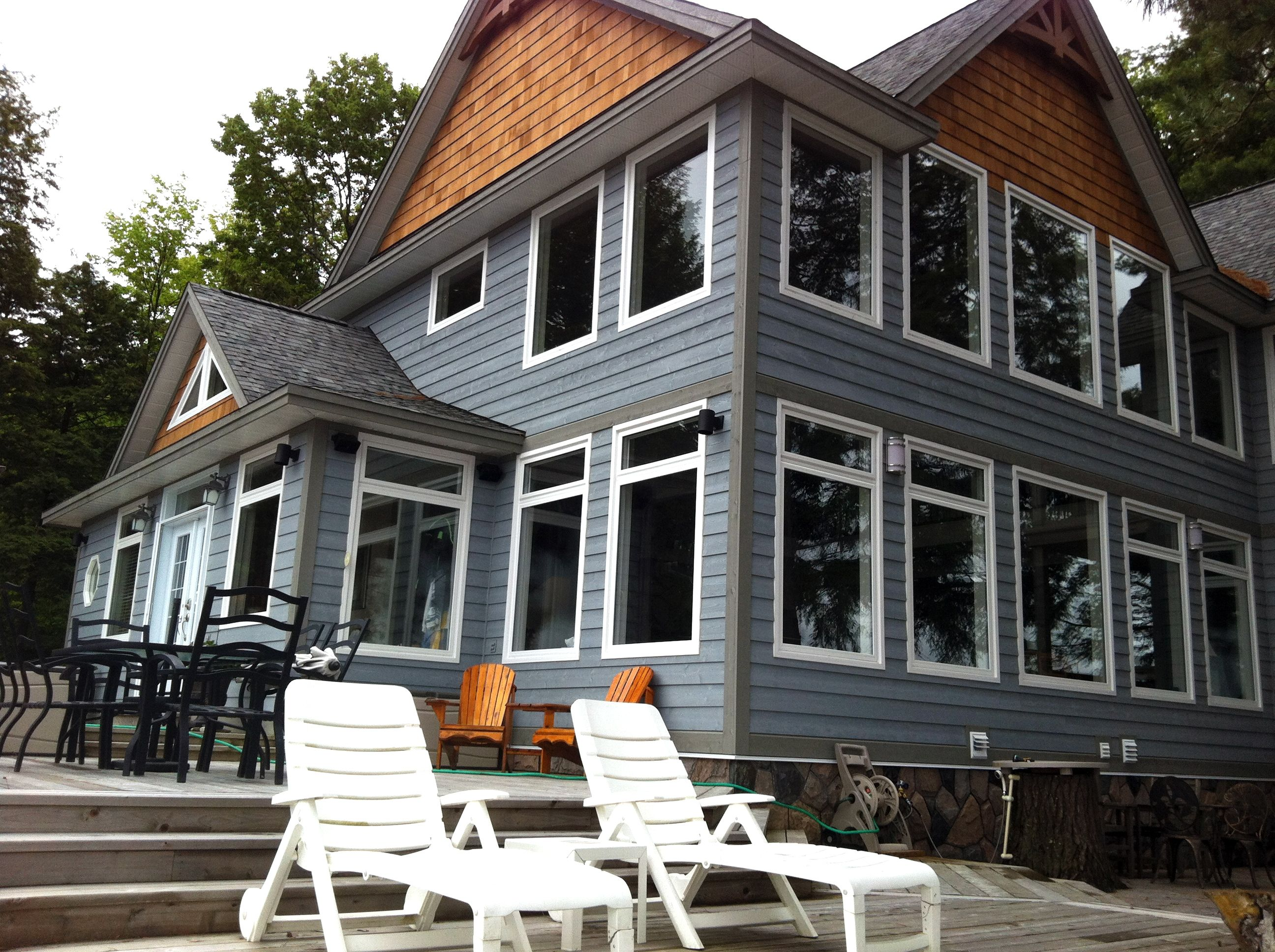 Infinity Fine Homes Inc Built This Cottage In Muskoka