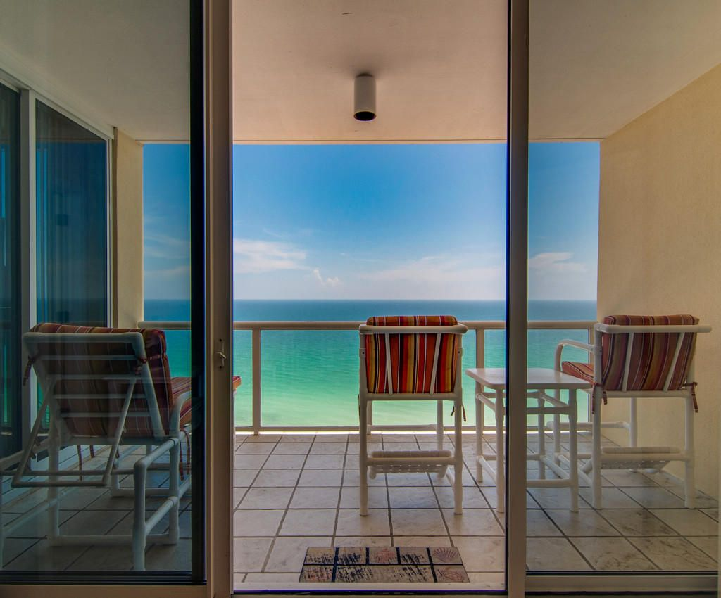 Excellent Beach Front Condo Gulf Of Mexico Navarre Beach Fl 3 Bedroom Home Interior And Landscaping Oversignezvosmurscom
