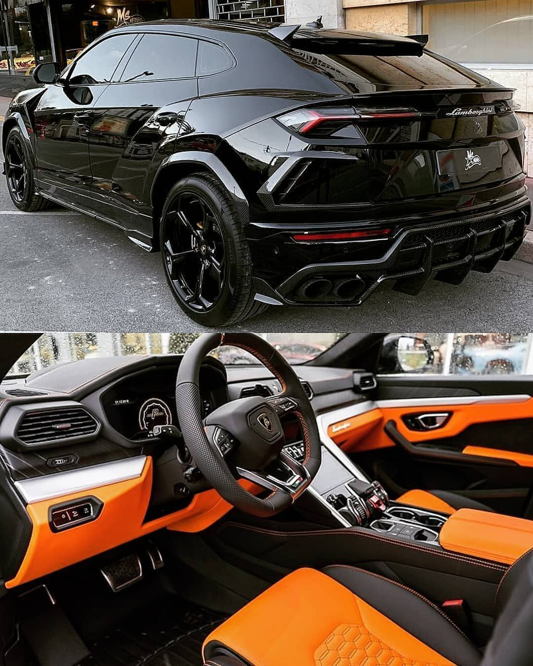 2019 Lamborghini Urus C High Boss Life With Images Luxury Cars