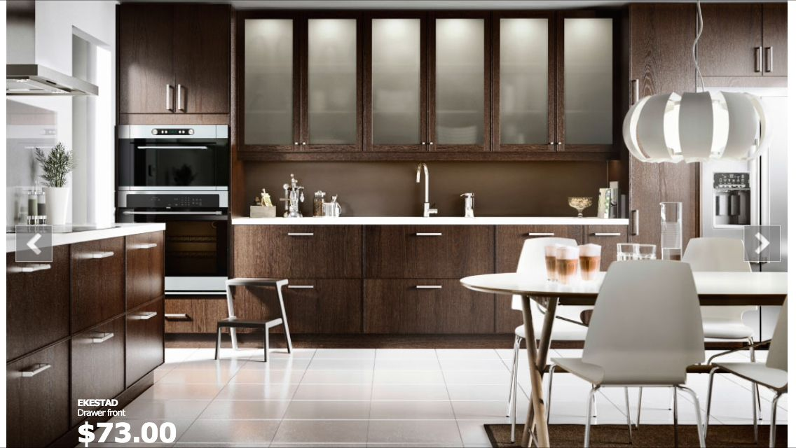 ikea ekestad kitchen redo pinterest kitchens modern