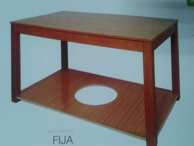 Mesas camilla ropa camilla faldilla y tapete sillones - Mesa camilla moderna ...