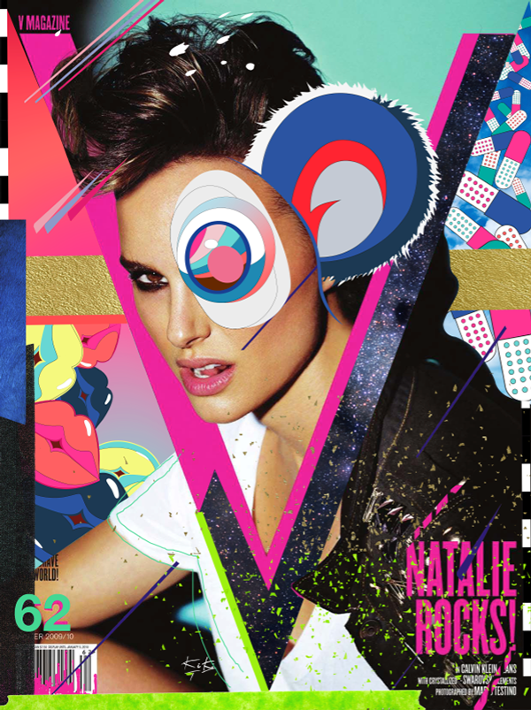 Kiki Mix Serie - Nathalie on Behance