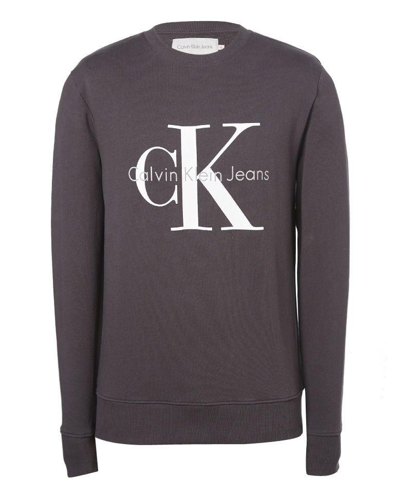 Calvin Klein Men Jumper Pullover Sweater Logo Size M Calvinklein With Images Calvin Klein Men Men Sweater Sweaters
