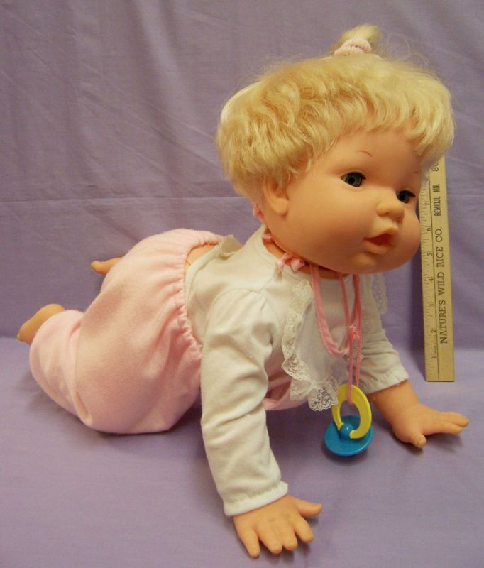 Details About Oopsie Daisy Baby Doll Vintage 1988 Tested Works Great