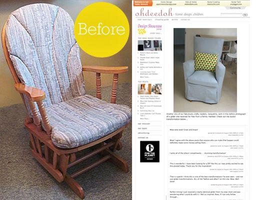... nursery rocker nursery rocker yard sales gliders rocking chairs the