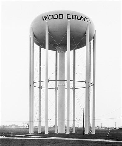 water tower, toledo, ohio, u.s.a. by bernd and hilla ...
