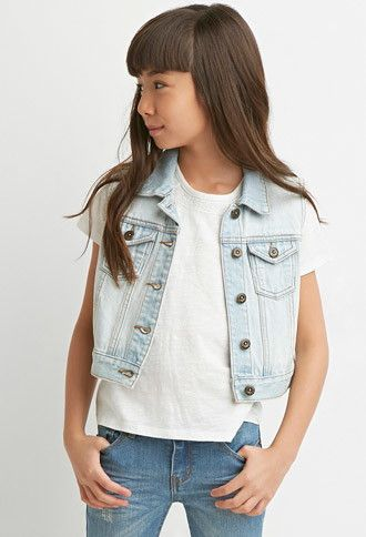 Jackets + Outerwear | GIRLS | Forever 21
