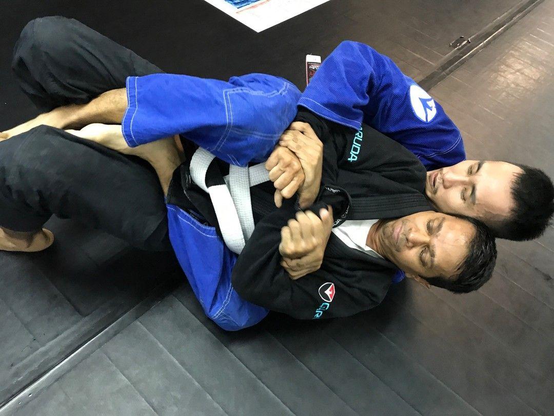 jiu jitsu classes london