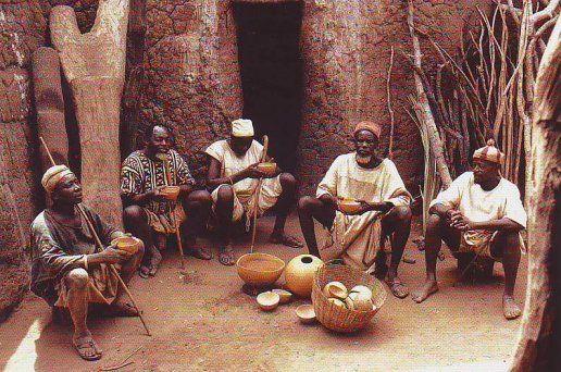 Naba Kango Yatenga ruled as an absolute monarch for thirty