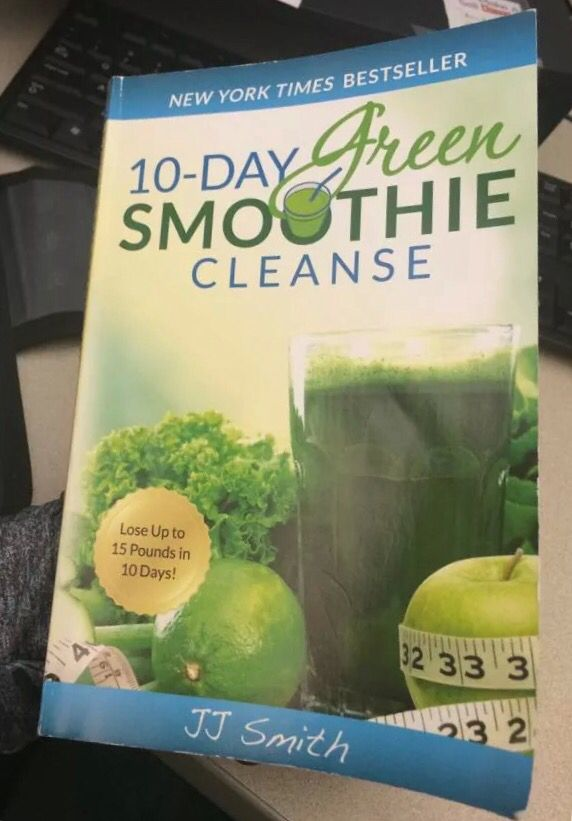 This is like the only thing I've tried that actually works and stays off!  #JJSmith #10DayGreenSmoothie