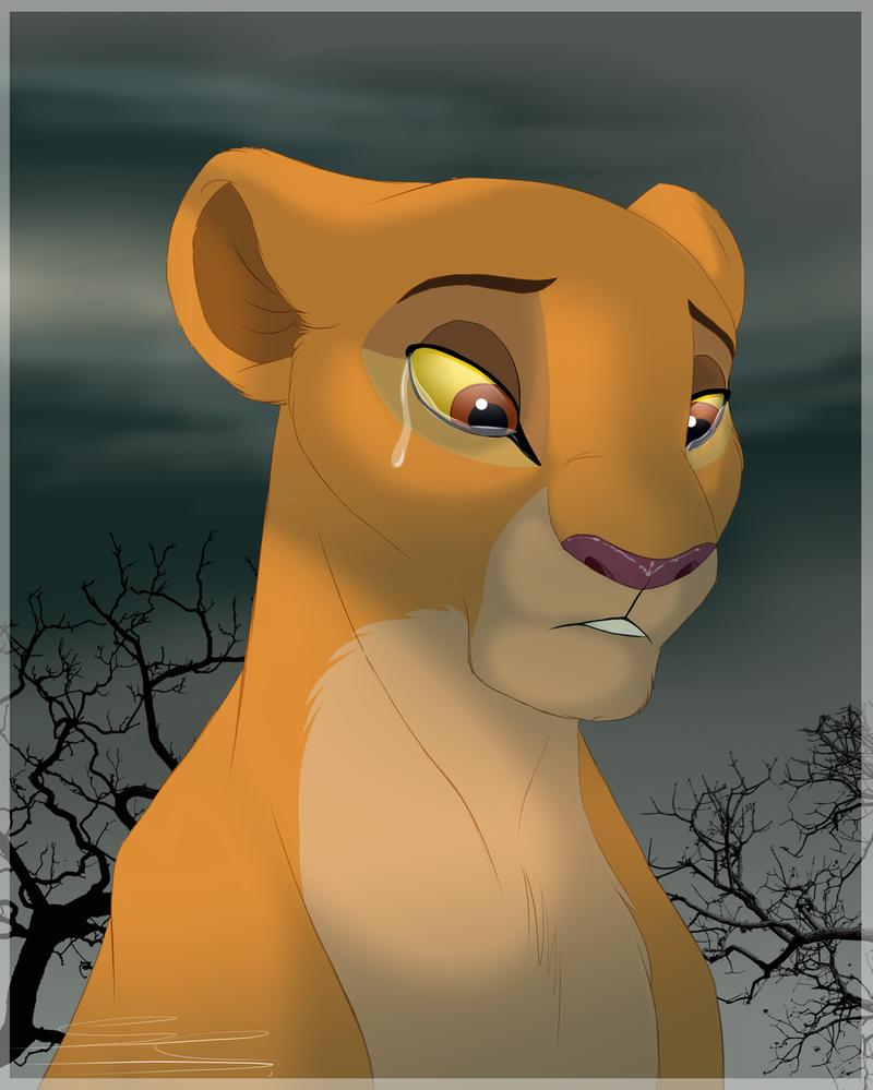 deviantART: More Like Lion King 4-Kopa's Death by Gashu ...