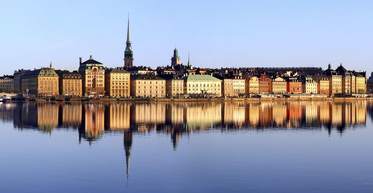 Stockholm Skeppsbron
