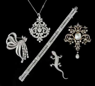 antique jewelry - Google Search