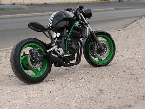 Ninja 250R Street Fighter | Rucki, Grom's, Cafe Racers and ...