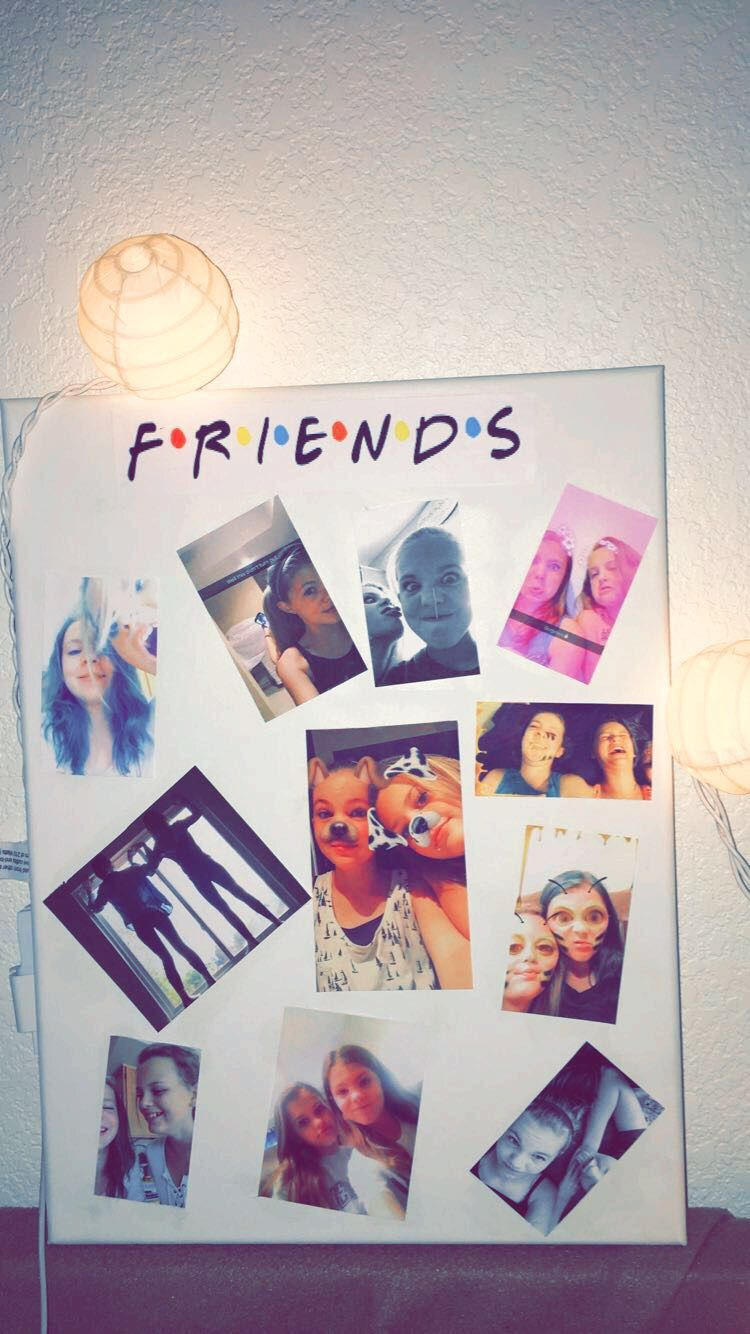 F•R•I•E•N•D•S perfect birthday gift for your best friend