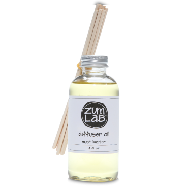 Zum Lab Must Buster Diffuser Oil Zum Lab Home Cleaning Oil