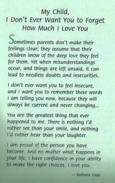 I Was Never Blessed With A Child But I Like This Anyway My Dad