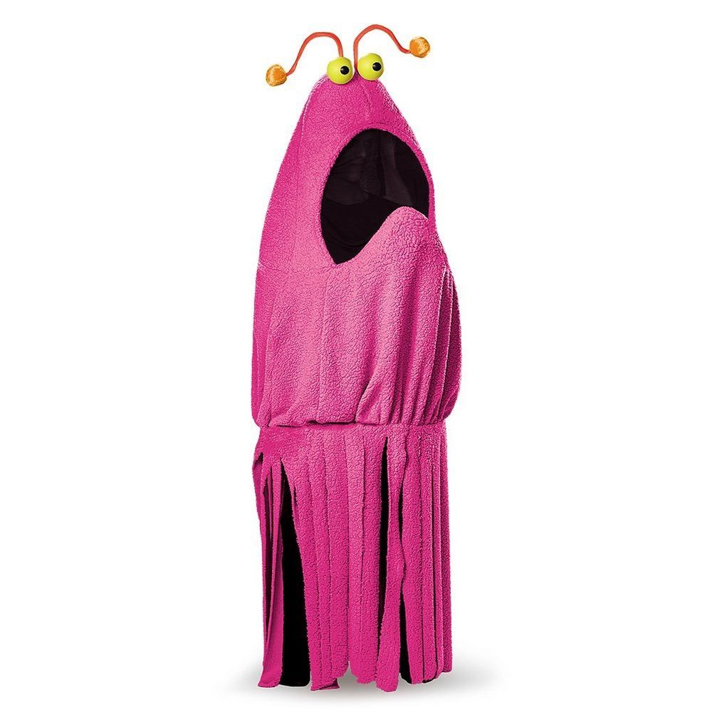 Yip Yip Costume Sesame Street Halloween Fancy Dress