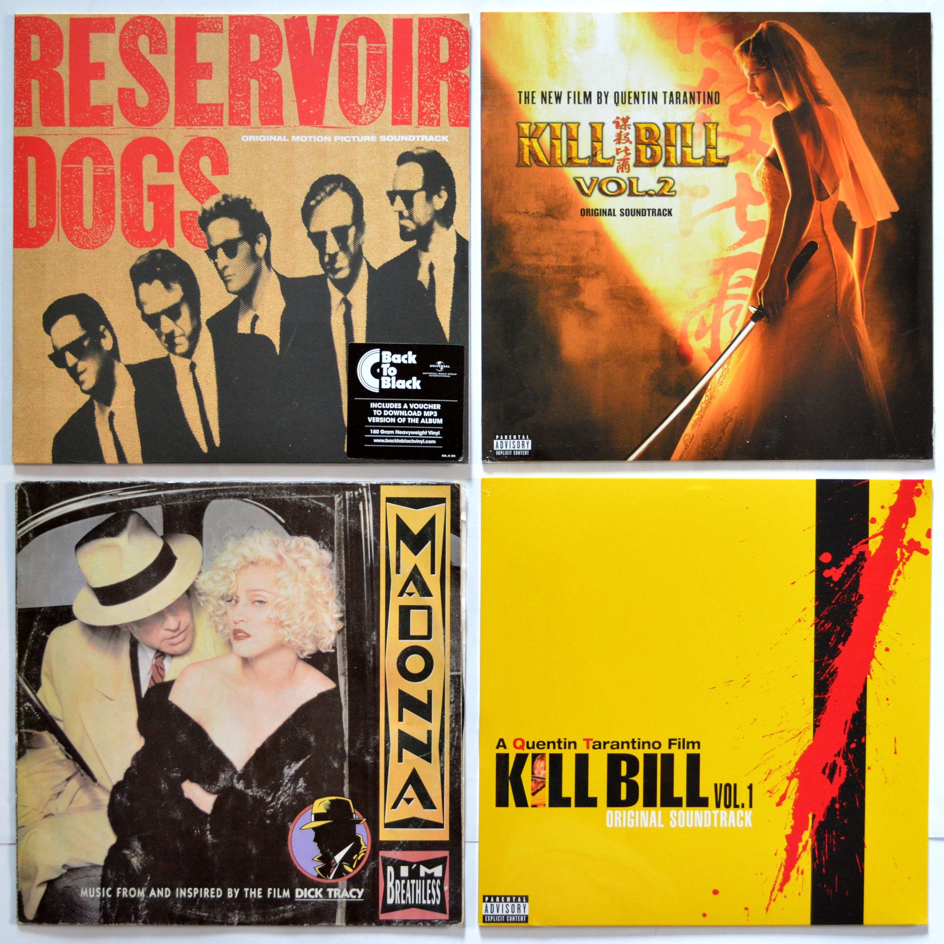 reservoir dogs soundtrack download