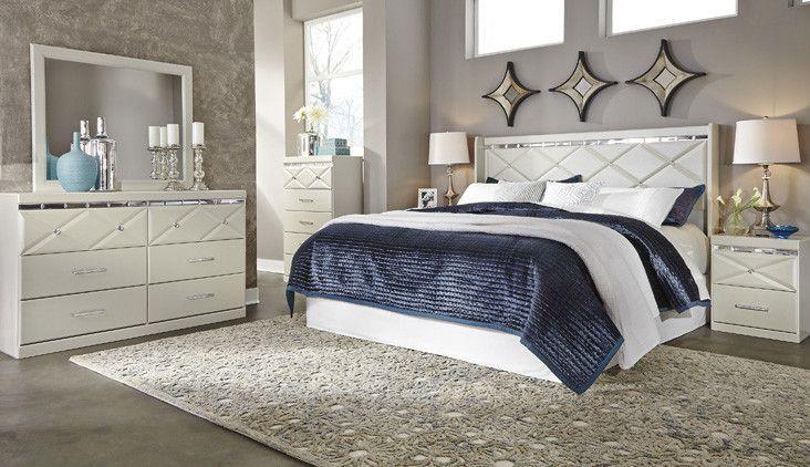 Best Ashley Dreamur 5 Piece Bedroom Set Bedroom Sets Queen 640 x 480