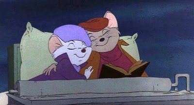 day 9 favourite couple bernard and bianca the rescuers