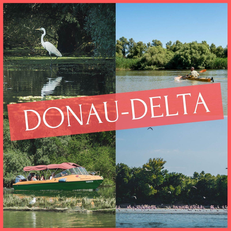 In Der Heimat Der Pelikane Unterwegs Im Donaudelta In Rumanien