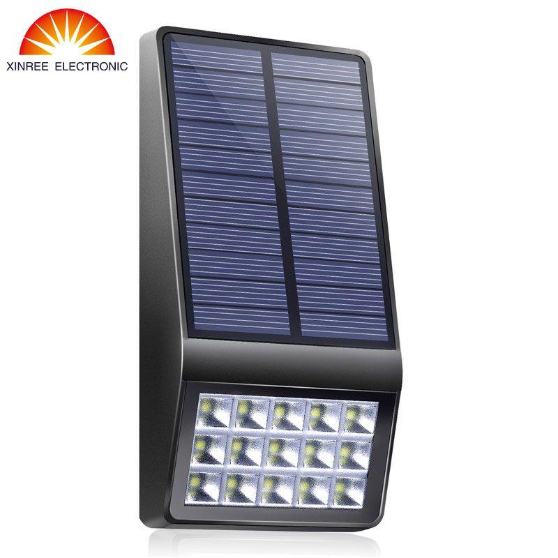 Kaufen Xinree Garten Solar Licht Luz Solar Led Para Aussen Solar Led Licht Im Freien Wasserdichte Wand Solar Lights Solar Led Lights Outdoor Solar Lights Garden