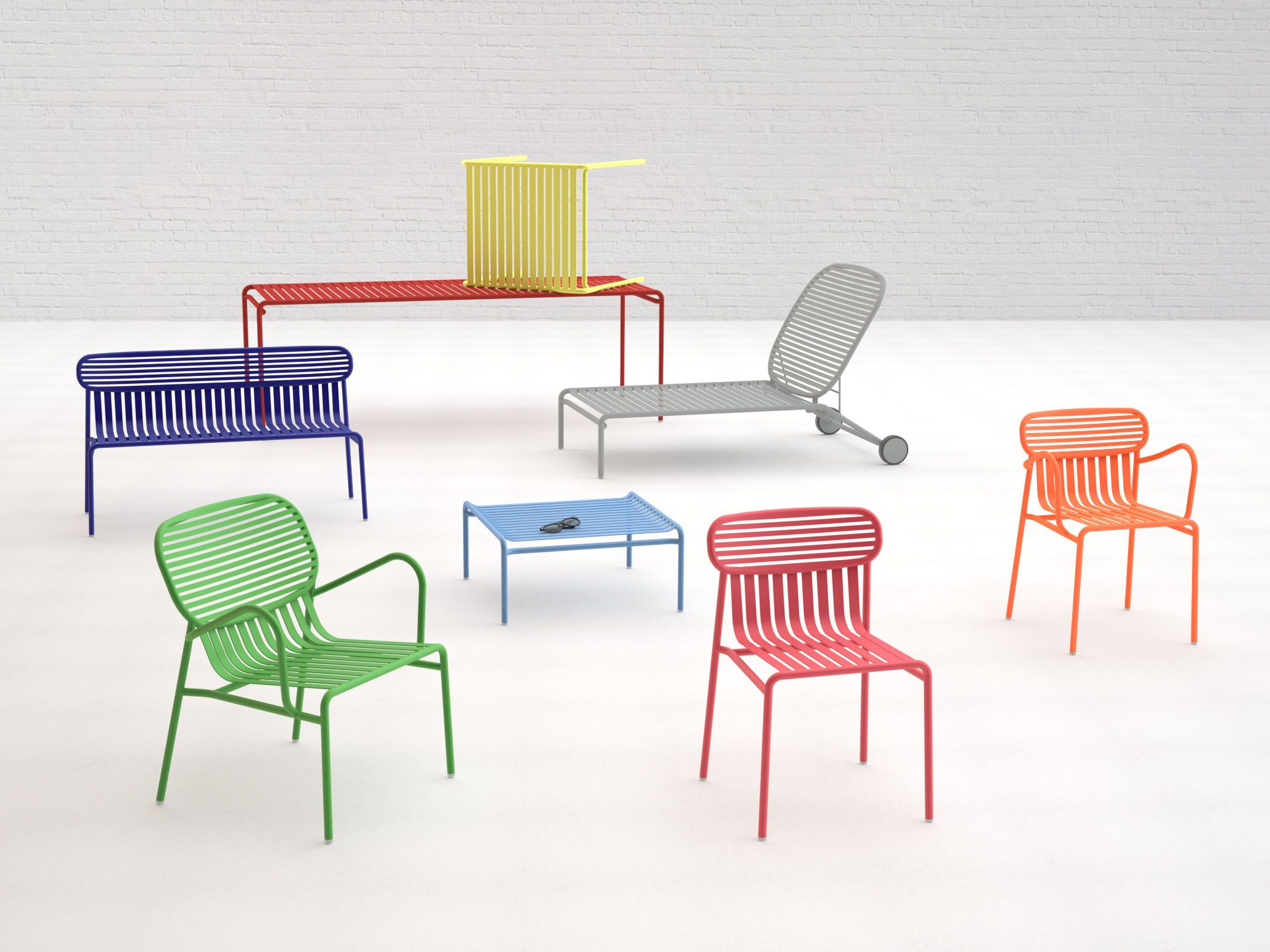 Le mobilier de jardin Week end by Oxyo