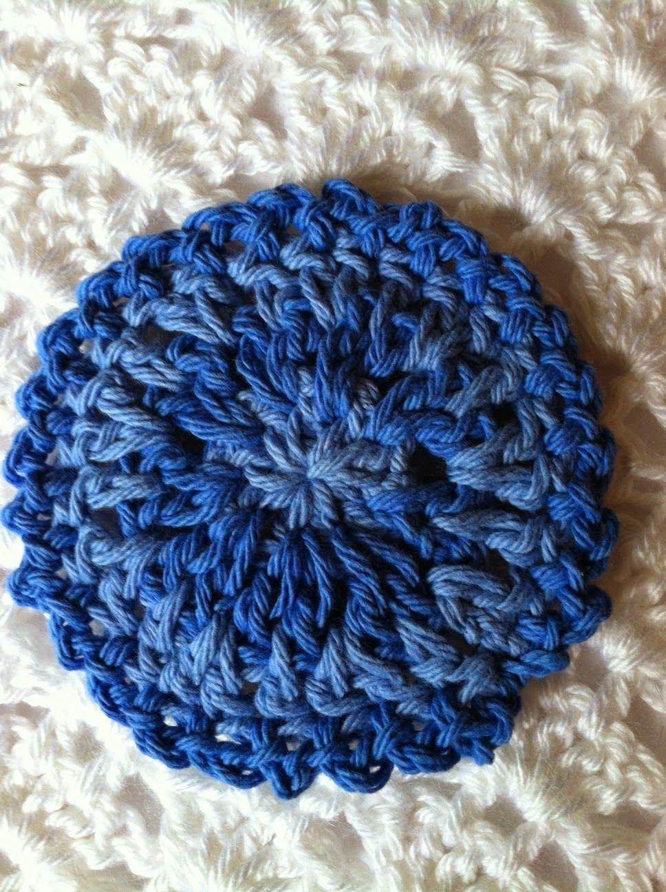 Lakeview Cottage Kids: FREE Crochet Coaster Pattern ...