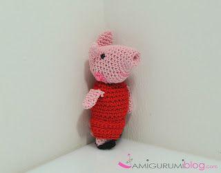 Amigurumi Tutorial Peppa Pig : Peppa pig tutorial aria birthday tutorials and